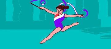 Belajar Punya Mimpi dari Gimnastik!