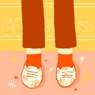 Tips Belanja Sepatu Agar Nyaman Dipakai