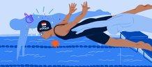 Cara Berenang Sedalam Kania!