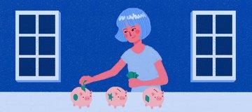 Dagangan habis terjual… Uang hasil jualan sebaiknya diapain ya?