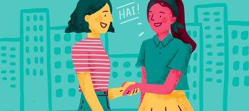 Tips Kece Ketemu Teman Online