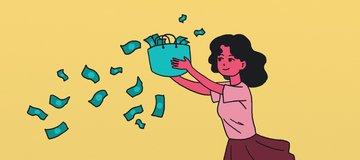 Keranjang Uang