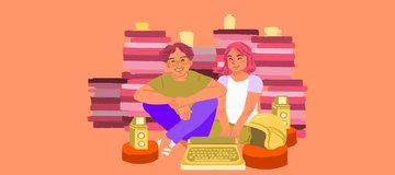 Bincang-Bincang Ringan Bareng Pasangan Kreatif dari Kineruku