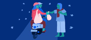 Cara Bikin Sahur on The Road Lebih Bermakna