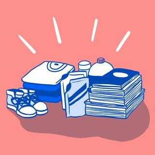Recyclepreneurship: Dari yang Usang Bisa Jadi Uang