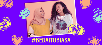 Tips Berani Tampil Beda ala Tatyana & Rara