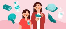 Belum Dewasa, Masih Remaja: 5 Makanan Masa Pubertas