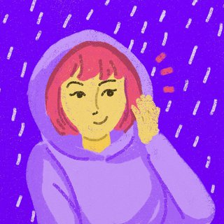 Tetep Gaya Pas Musim Hujan