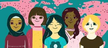 500 Gadis remaja berbagi mimpi mereka