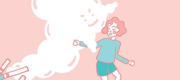 Bahayanya Jadi Perokok Pasif