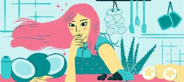 Dibuang Sayang! Ada 5 Produk Kecantikan Alami di Dapurmu.