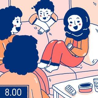 Diary Puasa Dara