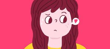 Jerawat = Lagi Jatuh Cinta (?)