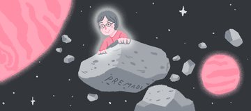 Hari Asteroid Internasional bersama Premana W. Premadi