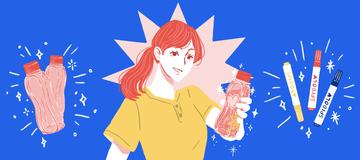 Bikin Botol Minum Kamu Sendiri!