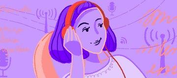Podcast dari Penjuru Dunia yang Wajib Kamu Dengerin