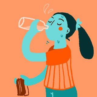 Minum Ini, Jangan Itu...