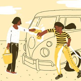 Dari Nyuci Mobil sampe Jualan Kue Kering: Beberapa Ide Kreatif untuk Ngehasilin Uang Sendiri!