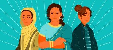 Perempuan-Perempuan Muda Inspiratif dari Berbagai Belahan Dunia