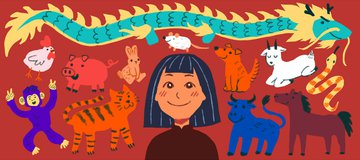 Cerita Nenek tentang Balapan Shio!