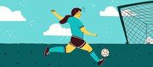 Aku Perempuan, Tapi Aku Suka Futsal