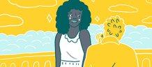 Belajar Mencintai Warna Kulit Alamimu: Kita Semua Terlahir Cantik