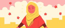 Style Hijab Modern untuk Keseharian Mu!