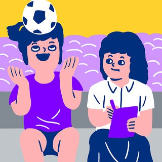 Kesehatanku Gak Baik, Tapi Aku Suka Olahraga!