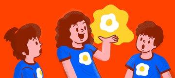 Putih Telur atau Kuning Telur: Yuk Bongkar Mitos&Fakta Telur!