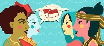Asal-Usul Bahasa Indonesia