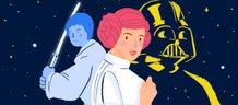 Princess Leia Mengajariku...