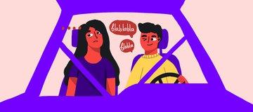 Tips Aman Hadapi Si Driver Kepo