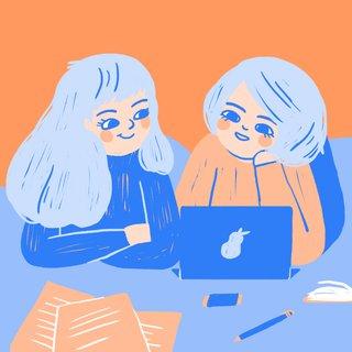 Tips-Tips dari Sally dan Emily
