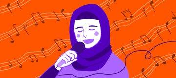 Bersuara Lewat Musik