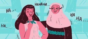 Pentingnya Ketawa