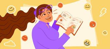 """""""Buku Mood Super"""" adalah Buku tentang Dirimu!"""