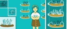 Profesi Masa Depan: Vertical Gardener