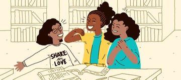 Kami Bagikan Cinta!