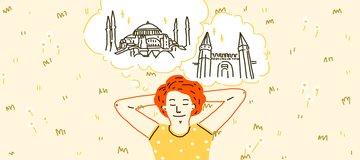 Impian: Liburan ke Turki