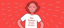 A-HA! Inilah Temple Grandin!